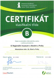 CertifikatAticKlasifikacniTridaB