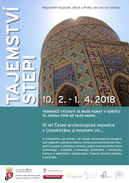 Uzbekistán–Tajemstvístepi
