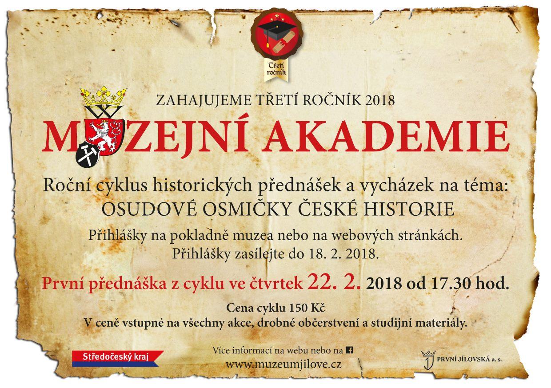 Muzejníakademie–programtřetíhoročníku