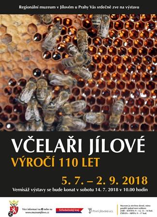 VčelařiJílové–výročí110let
