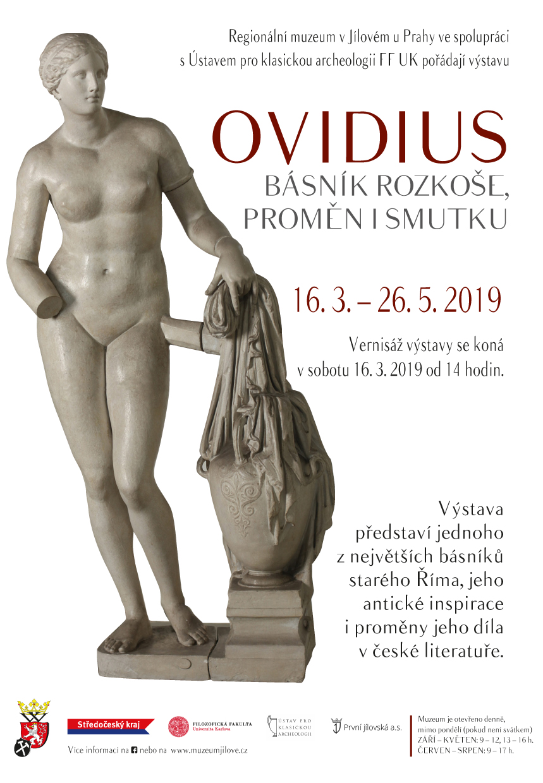 Ovidius,básníkrozkoše,proměnismutku