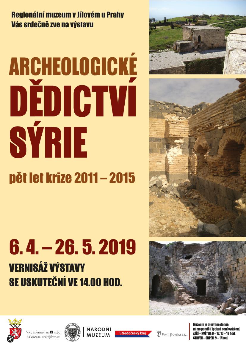 ArcheologickédědictvíSýrie
