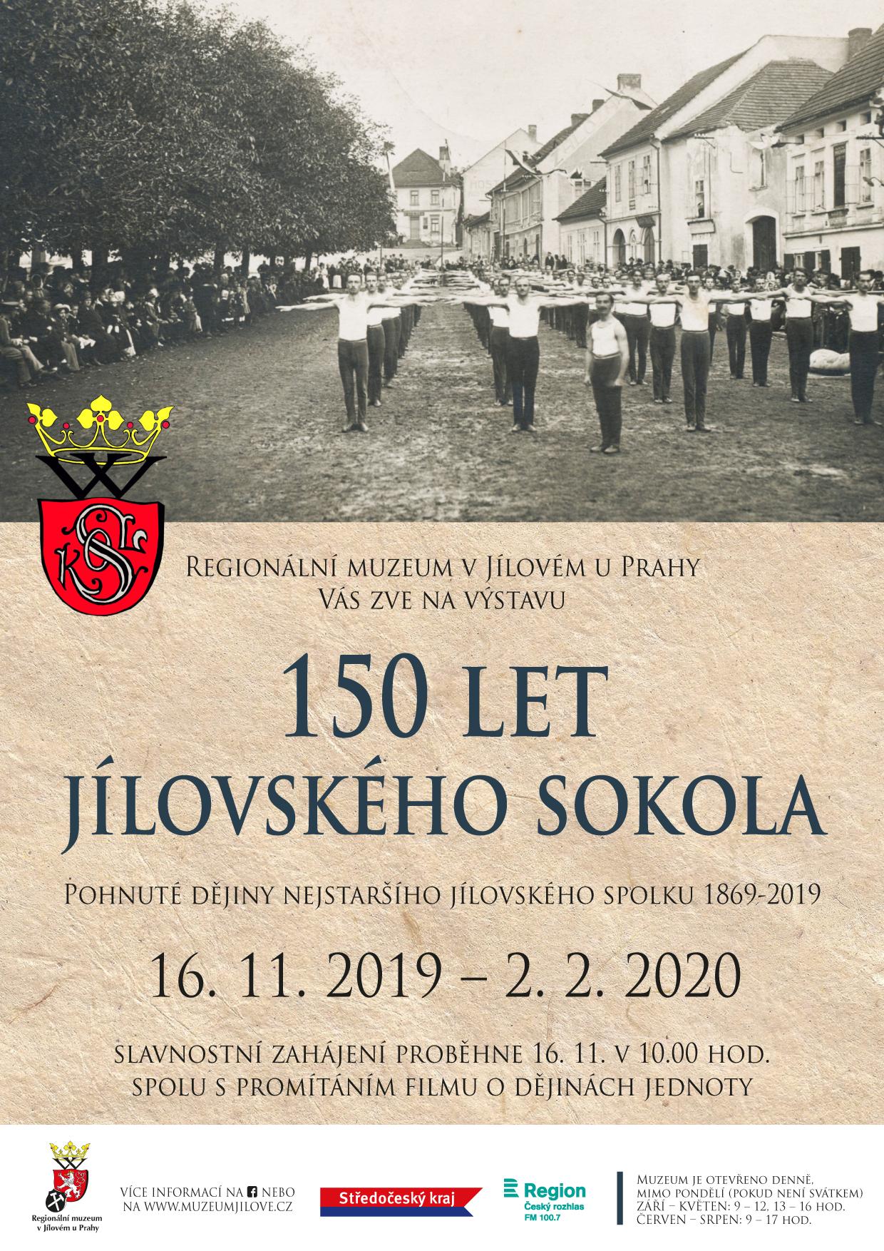 150letjílovskéhoSokola