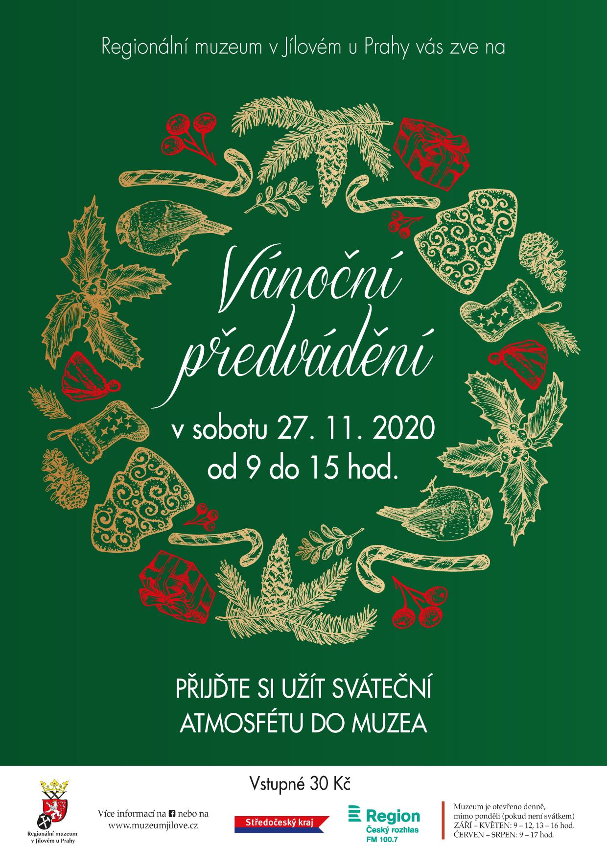 Vánočnípředvádění